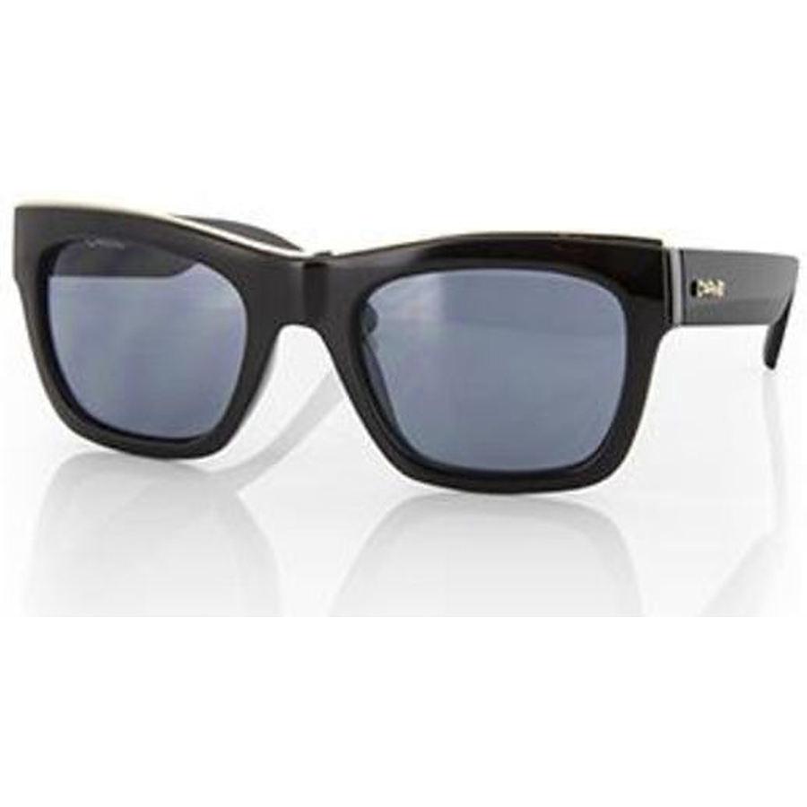 Carve Eyewear Carta Blanca Black Polarised Sunglasses