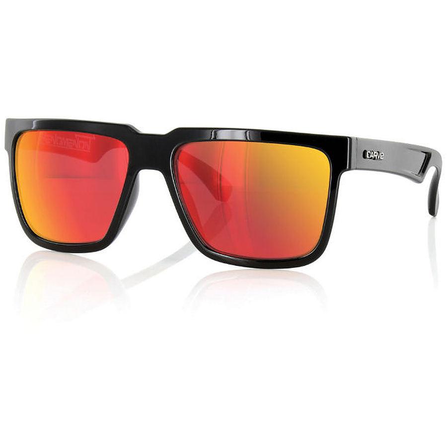 Carve Eyewear Phenomenon Black Revo Sunglasses
