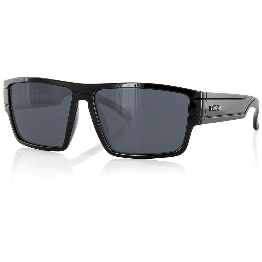 Carve Eyewear Sublime Black Polarised Sunglasses