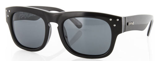 Carve Eyewear King Cobra Black Polarised Sunglasses