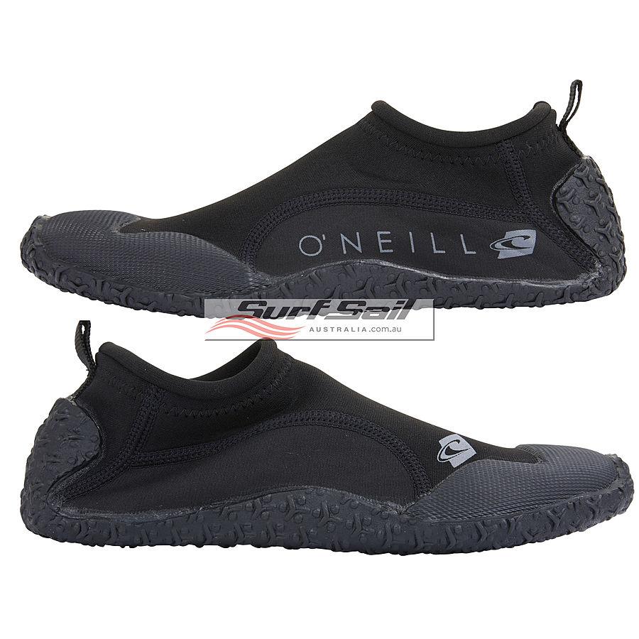 Oneill Reactor Reef Booties Black 2mm