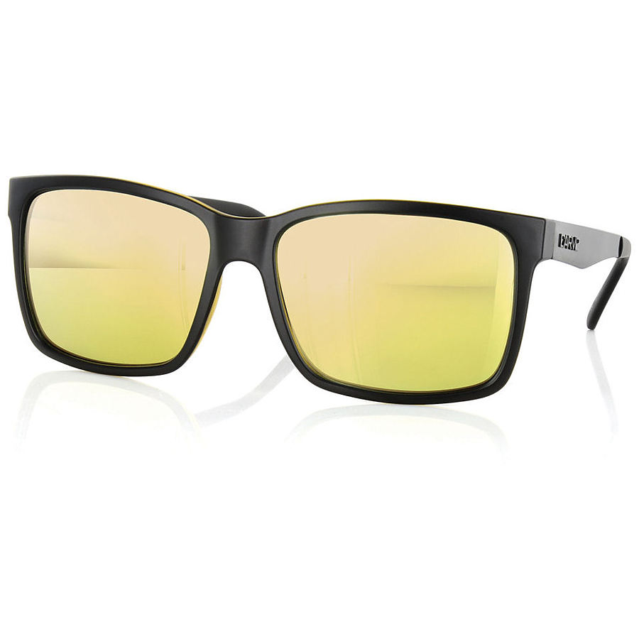 Carve Eyewear The Island Matt Black Revo Sunglasses