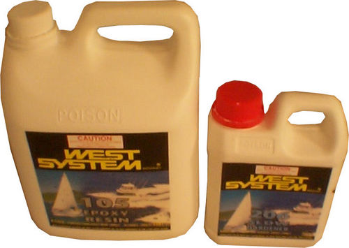 West System Epoxy Resin 4.8 Litre Pack