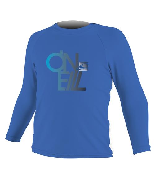 Oneill Kids Skins Bali L/S Rash Tee