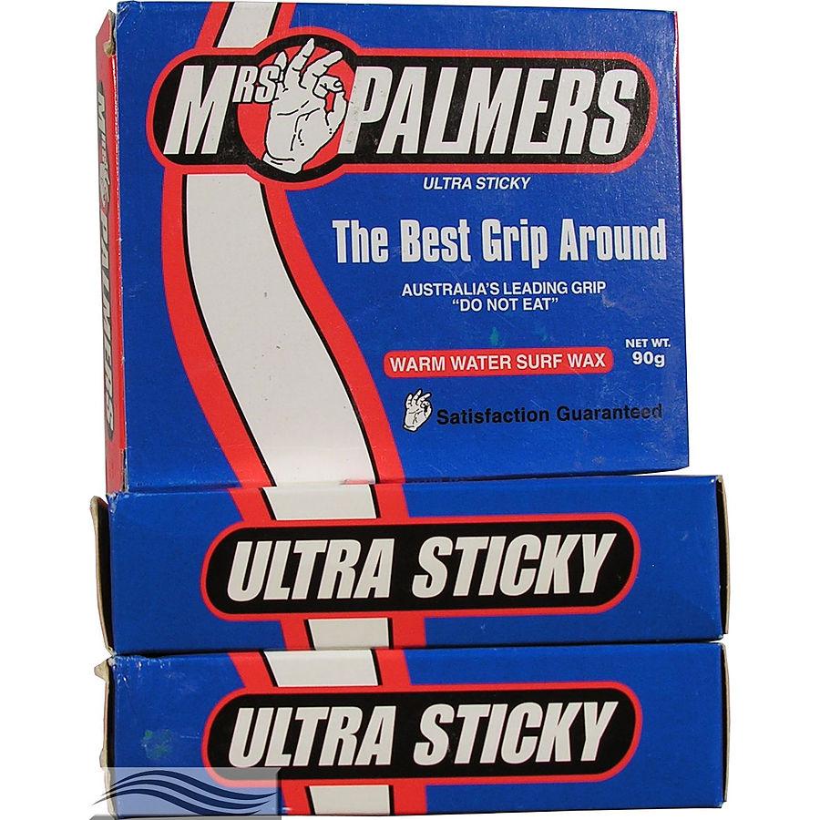 Mrs Palmers Warm Surf Wax 3 Pack