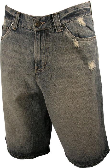 Rusty Keep Out Mens Walkshorts