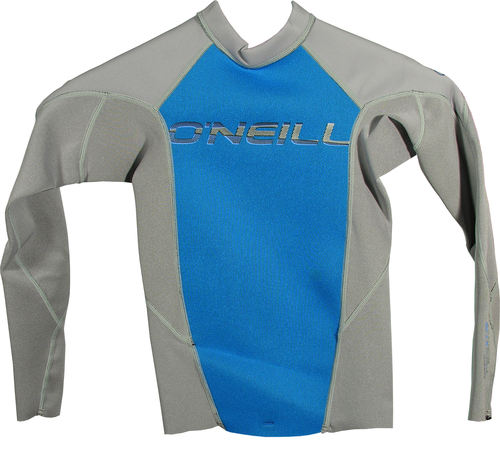 Oneill Youth Hammer 1.5mm LS Jacket Blue Grey