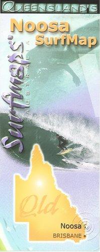 Surf Sail Australia Noosa Surf Map