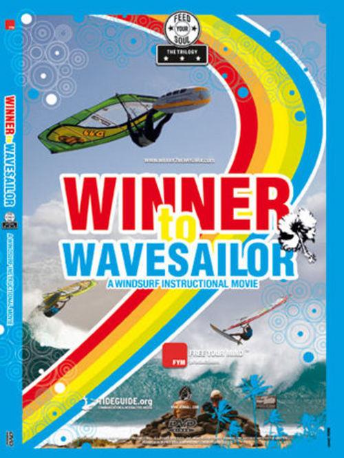 Surf Sail Australia Winner to Wavesailor DVD