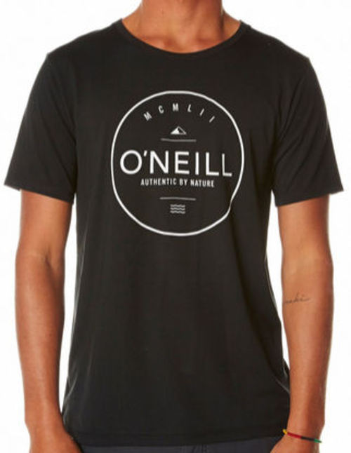 Oneill Hyperdry Black Out Mens Tee
