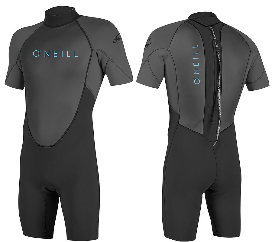 Oneill Youth Reactor 11 2 mm S S Spring Suit Black Graphite