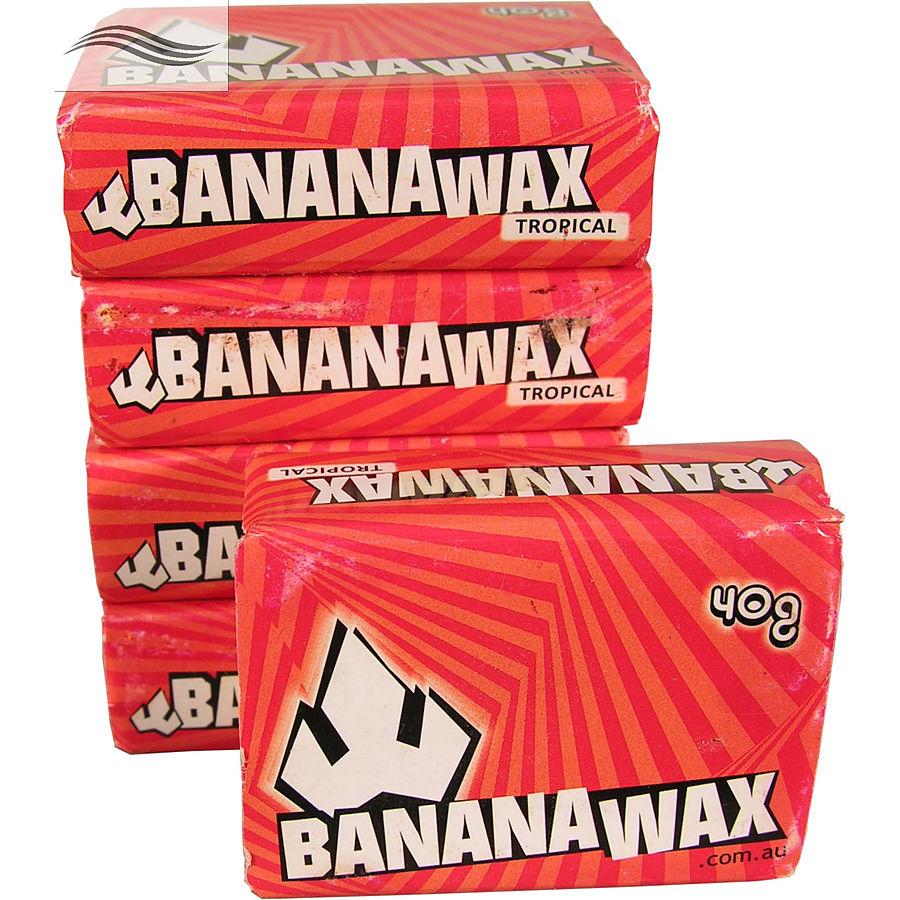 Banana Wax Tropical Water 5 Pack