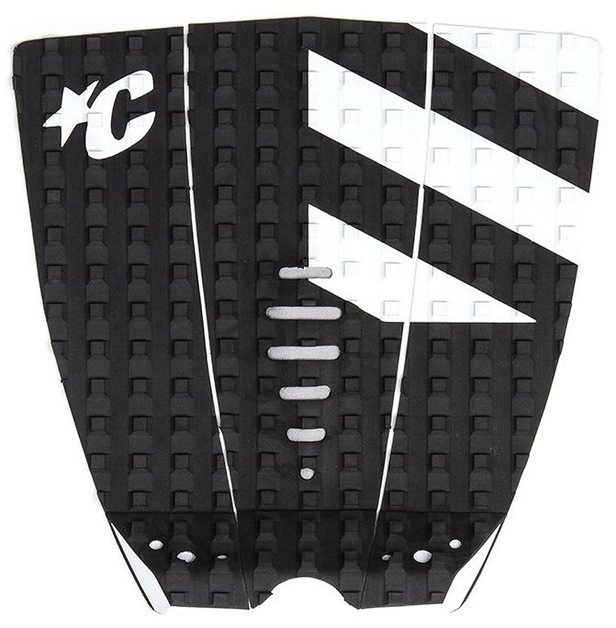 Creatures of Leisure Mick Fanning Traction Black White