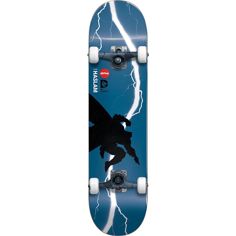 Almost Haslam Dark Knight Returns Complete Skateboard - Image 1