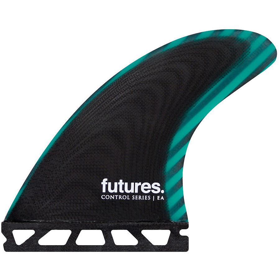 Futures EA Control Fiberglass Tri Fin Set