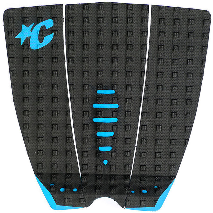 Creatures of Leisure Mick Fanning Lite Traction Black Cyan