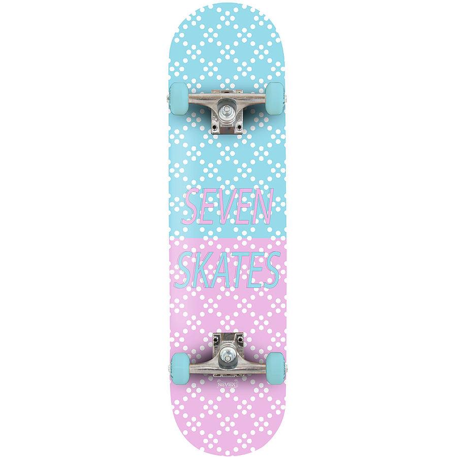 Seven Skates Complete Harlo Skateboard