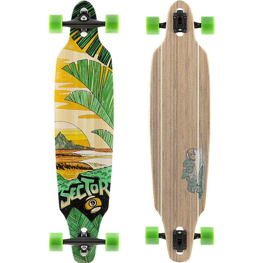 Sector9 Lookout Complete Skateboard