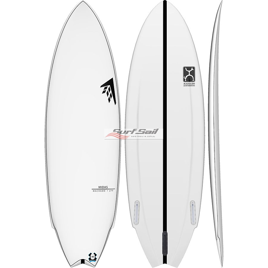 Firewire Midas LFT 6 ft 8 inches Futures - Image 1