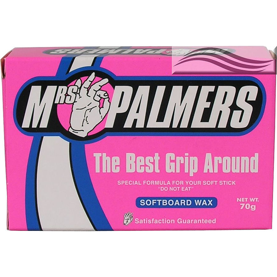 Mrs Palmers Softboard Surf Wax