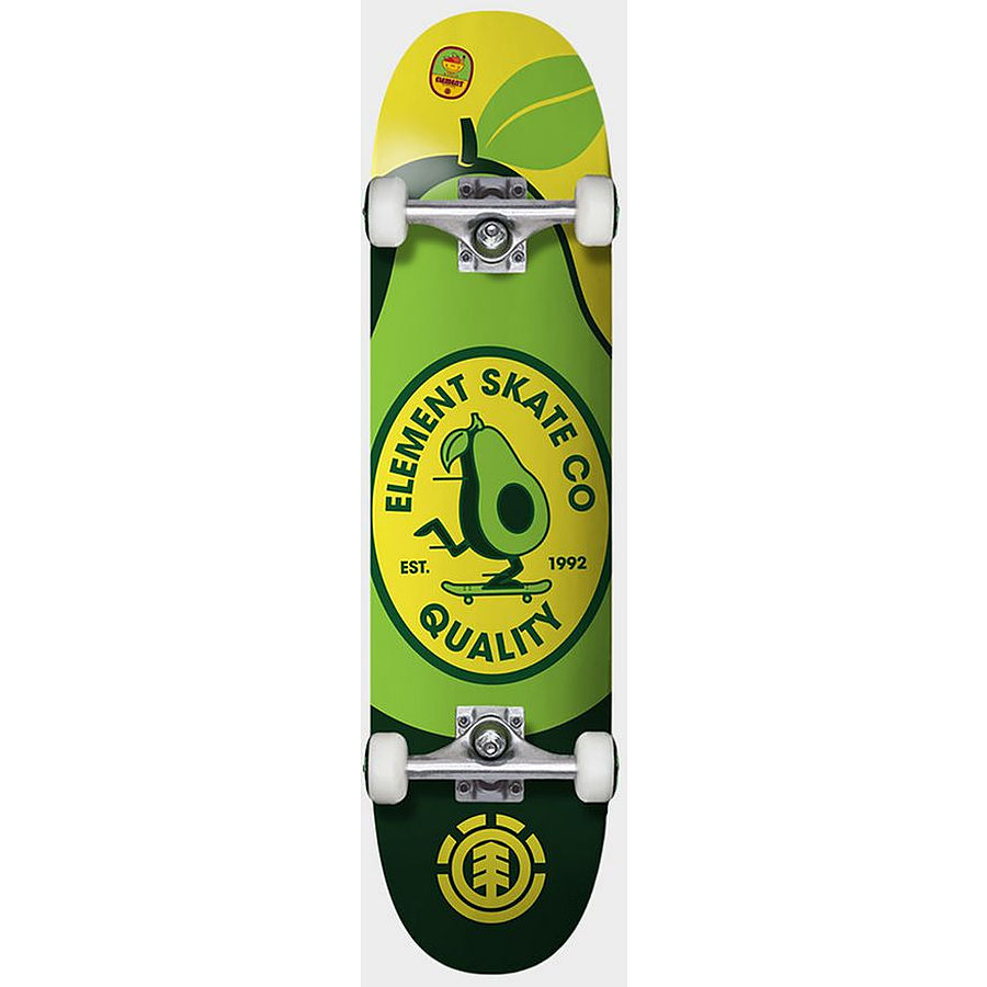 Element U R What You Eat Complete Skateboard - Image 1