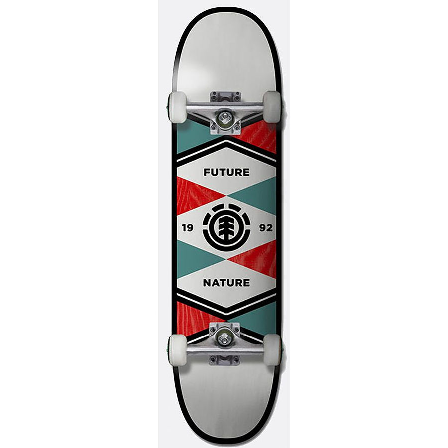 Element Bisect Complete Skateboard - Image 1