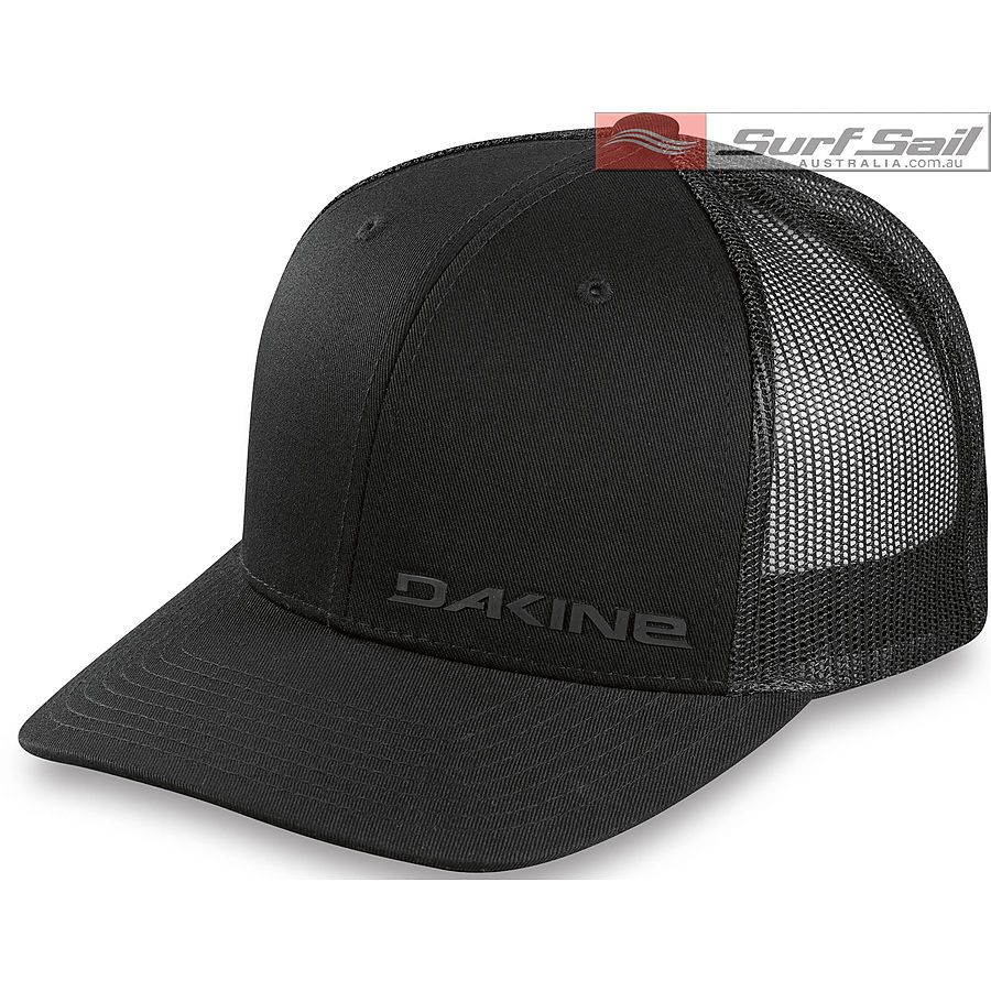 Da Kine Rail Trucker Mens Cap Black