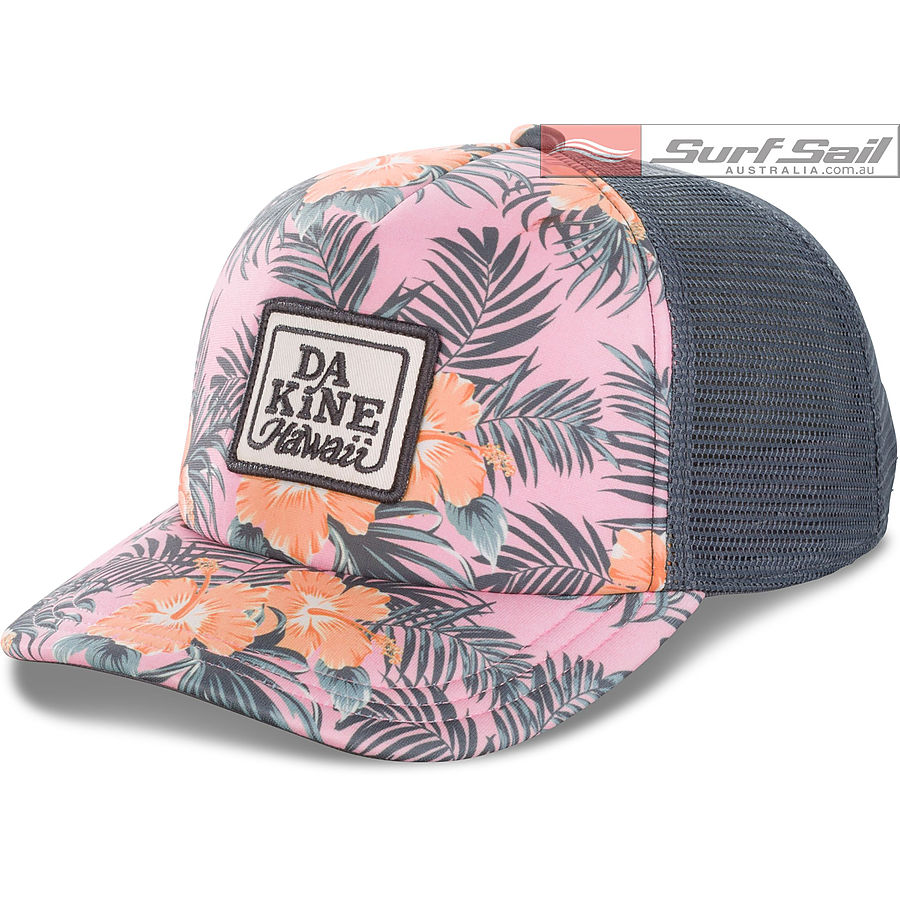 Da Kine Lo Tide Trucker Ladies Cap Hanalei