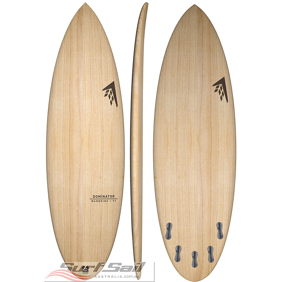 Firewire Dominator Timber Tech 6 ft 6 inches Futures 5 Fin