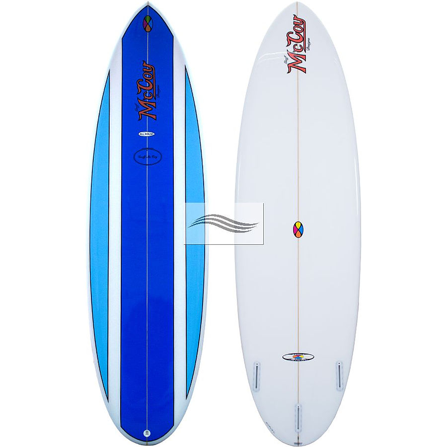 Mccoy Nugget Futures XF Blue 7 ft 6 inches