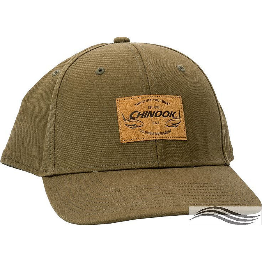 Chinook Snap Back Cap Olive
