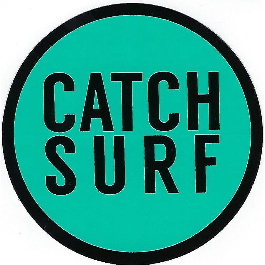 Catch Surf Circle Logo Sticker