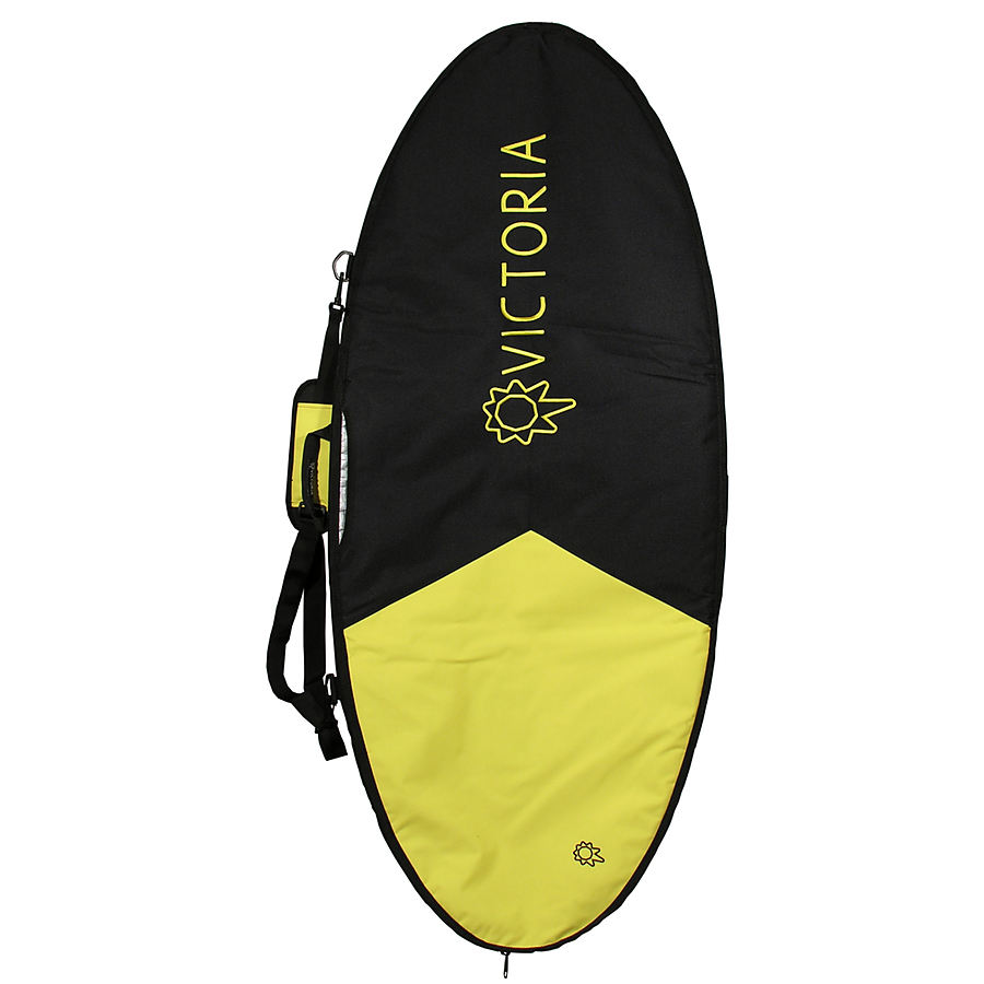 Victoria Skimboards Transit Cover Yellow Black