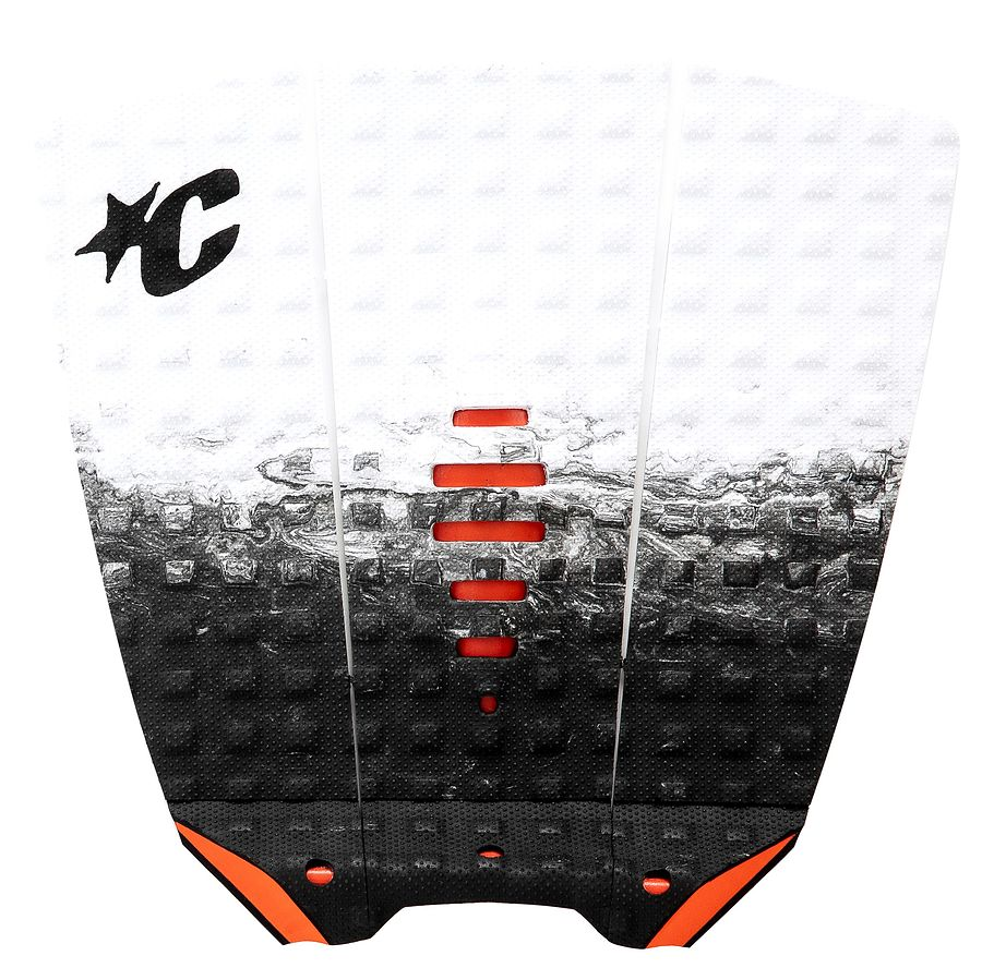 Creatures of Leisure Mick Eugene Fanning Traction White Fade Orange
