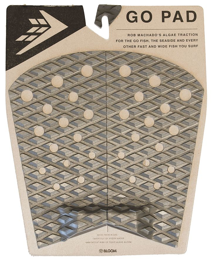 Firewire Go Pad Charcoal Black Traction Pad - Image 1