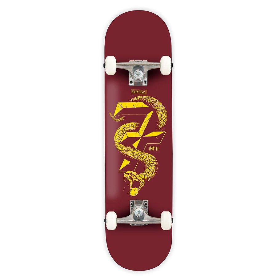 Seven Skates Complete Viper Skateboard 8.25