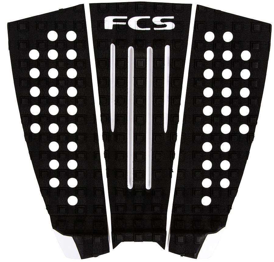 FCS Julian Wilson Black White Traction Pad