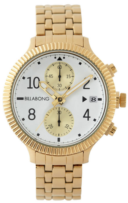 Billabong Magnolia Gold Ladies Watch (On Special was $299.95)