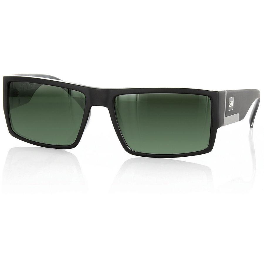 Carve Eyewear Shady Deal Black Glass 1.8mm Polarised Sunglasses