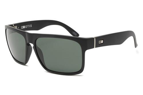 Otis Last Night Matte Black Polarised Sunglasses