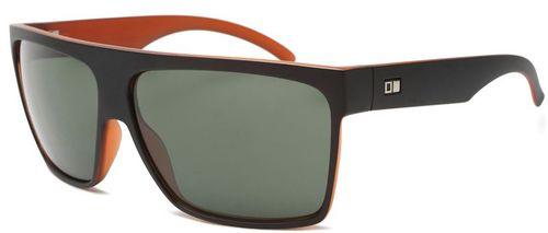 Otis Young Matte Black Rust Sunglasses