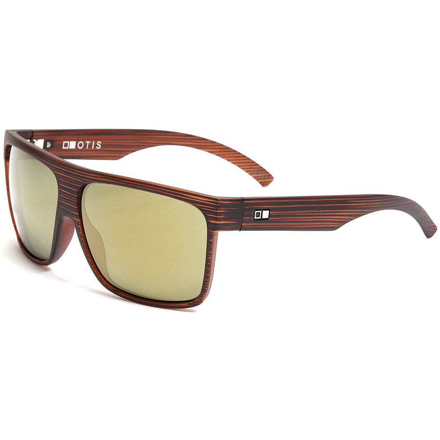 Otis Young Blood Reflect Woodland Matte Gold Sunglasses
