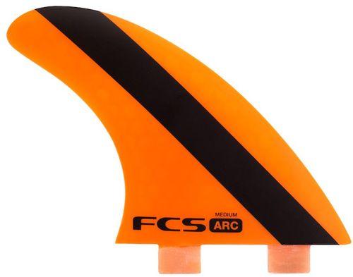FCS ARC PC Thruster Fin Set (Medium)