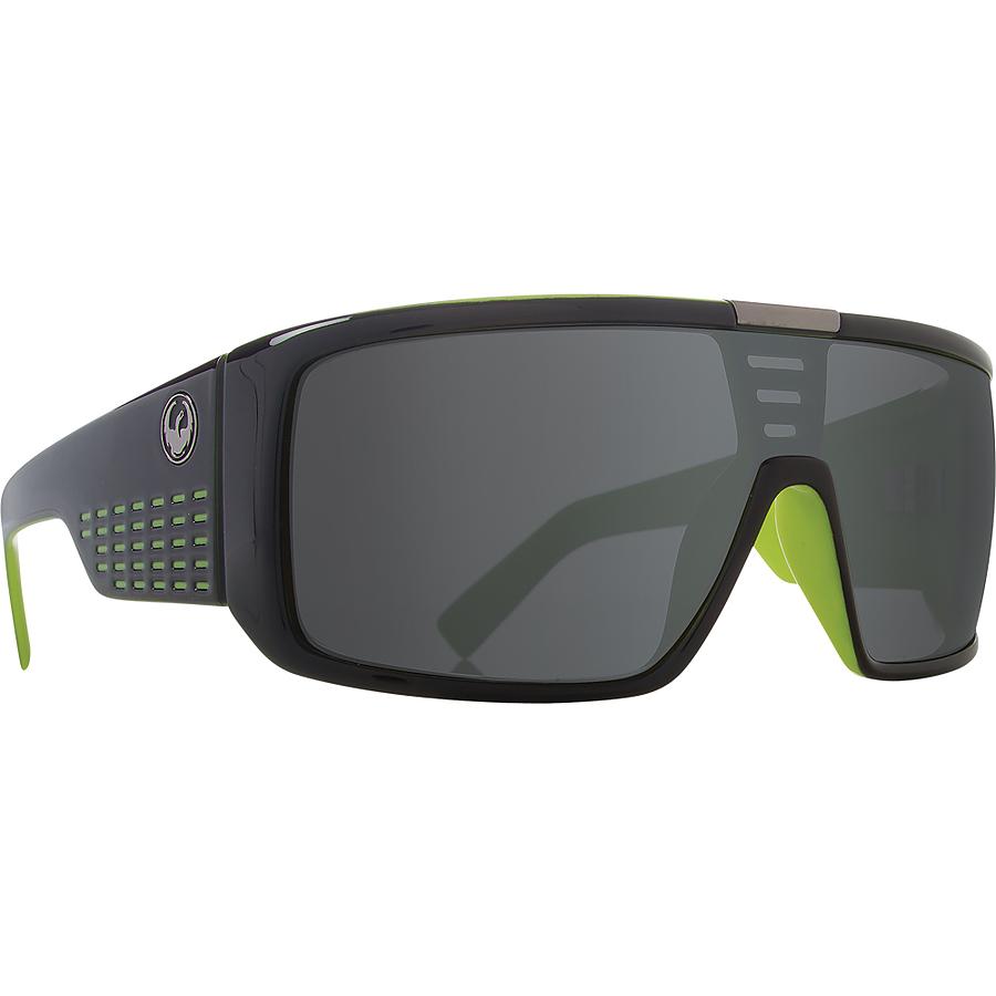 Dragon Domo Jet Lime Sunglasses