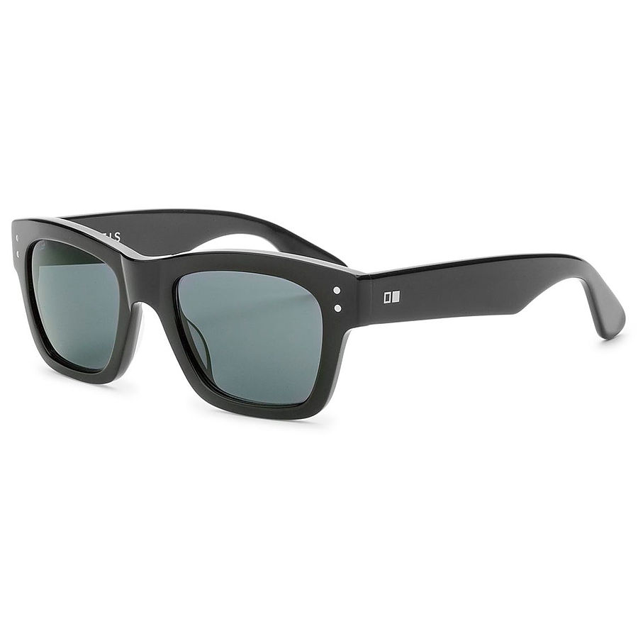 Otis Missing Pieces Matte Black Sunglasses - Image 1