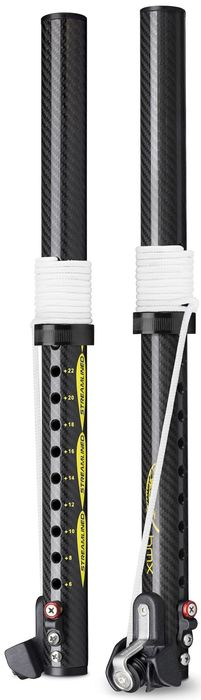 Streamlined Featherline Carbon RDM Pin Style Tall Mast Extension