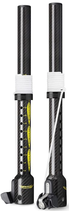 Streamlined Featherline Carbon RDM Cup StyleTall Mast Extension