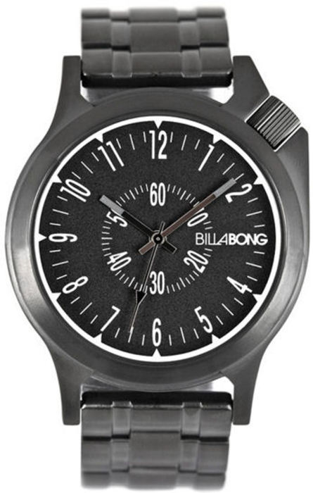 Billabong The Cardinal All Black Mens Watch (On Special Was $189.99)
