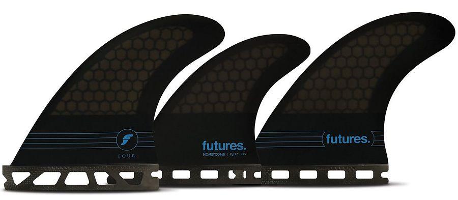 Futures F4 Honeycomb HC 5 Fin Set