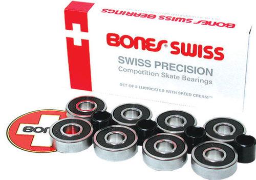 Bones Swiss precision Skate Bearings